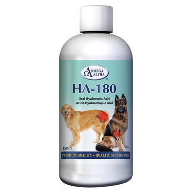 Pet HA-180 Hyaluronic Acid - 250 ml