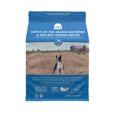 Catch-Of-The-Season Whitefish & Ancient Grains Dog Dry Food