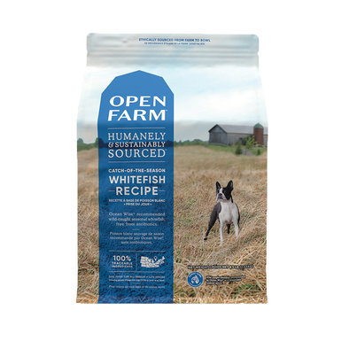 Catch-Of-The-Season Whitefish Adult Dog Dry Food