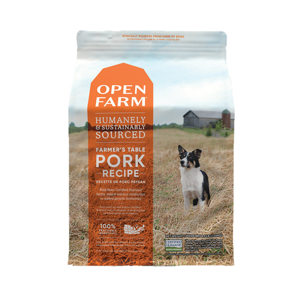 View larger image of Farmer's Table Pork & Root Vegetable Adult Dog Dry Food