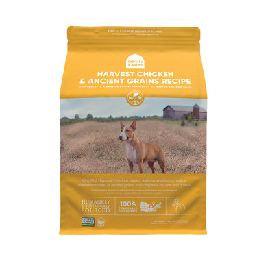 Harvest Chicken & Ancient Grains Adult Dog Dry Food