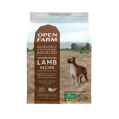 Pasture-Raised Lamb Adult Dog Dry Food