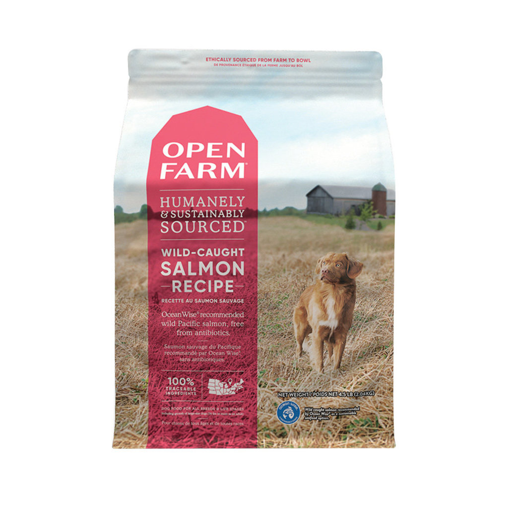 View larger image of Wild Salmon Adult Dog Dry Food