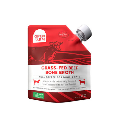 Grass Fed Beef Bone Broth - 340 g
