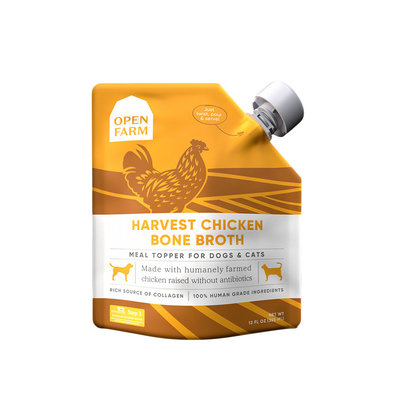 Harvest Chicken Bone Broth - 340 g