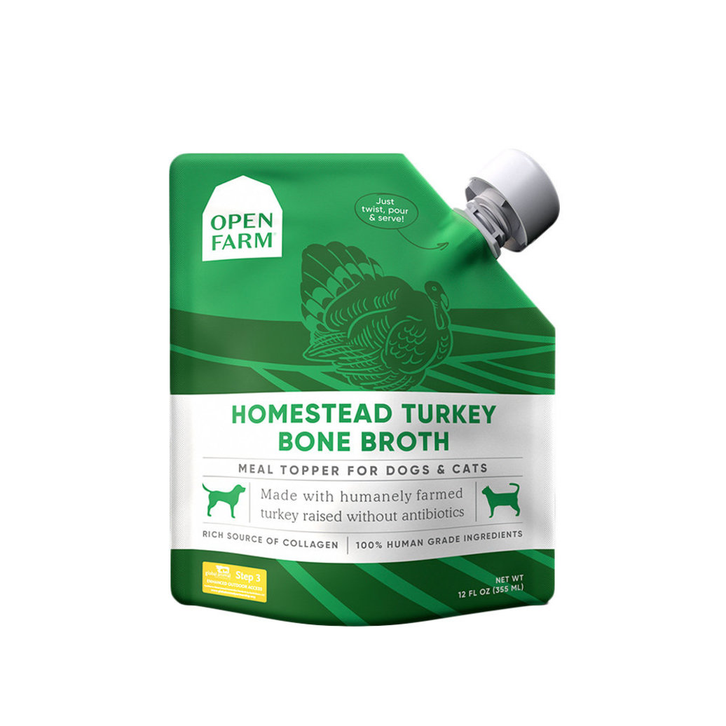 View larger image of Homestead Turkey Bone Broth - 340 g