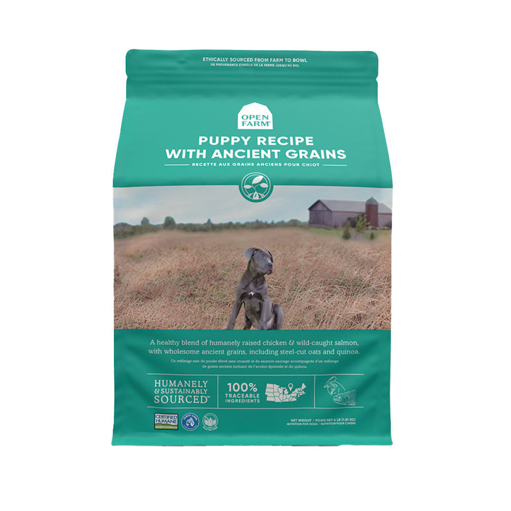 View larger image of Ancient Grains Puppy Dry Food