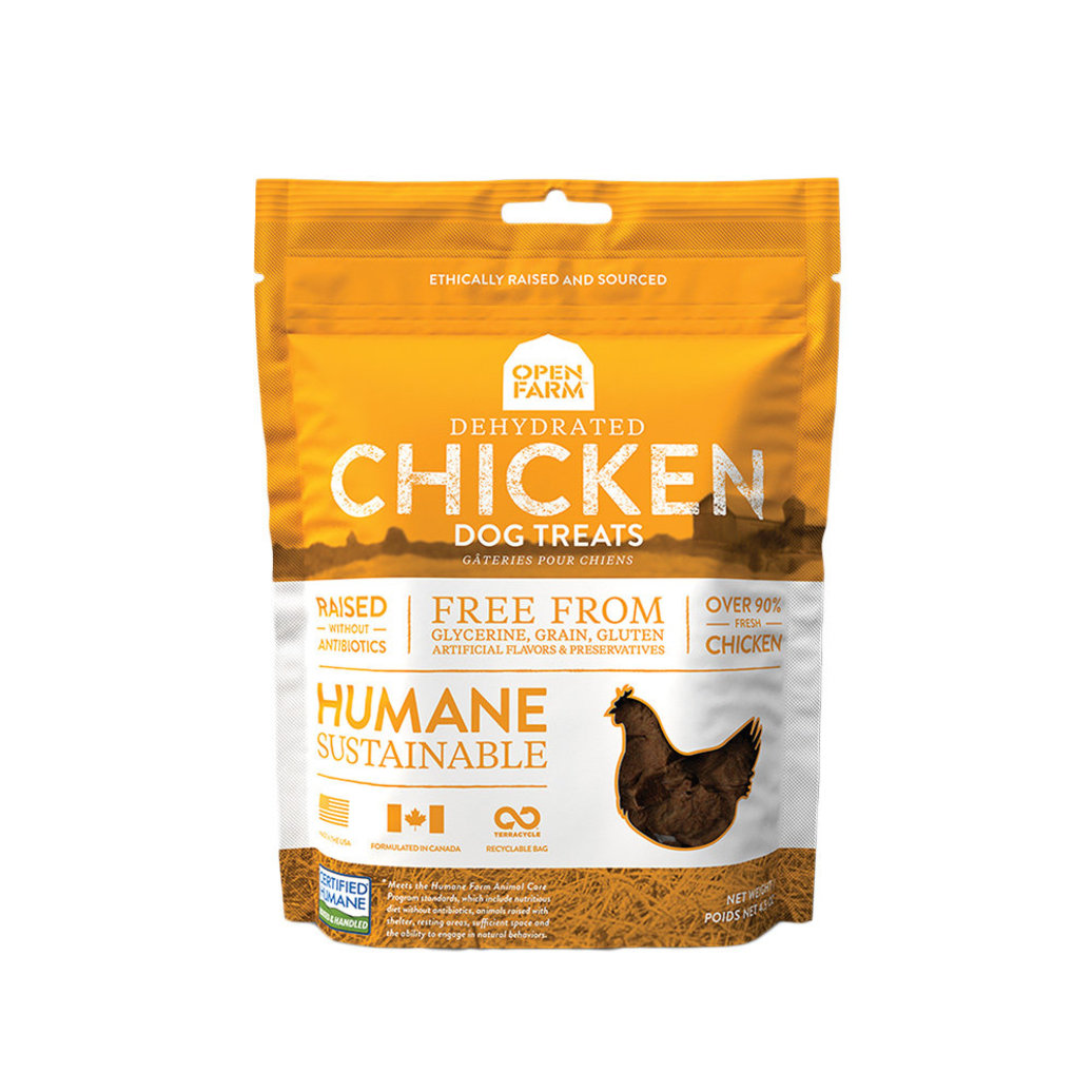 View larger image of Dehydrated Chicken Dog Treats - 128 g