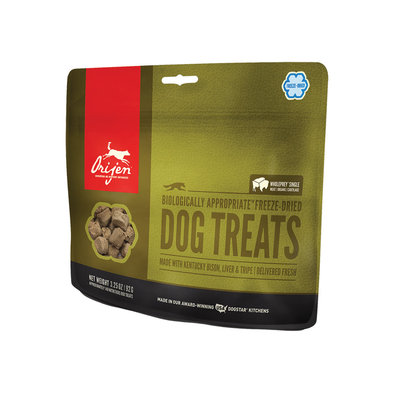 Adult Freeze Dried Dog Treat - Plains Bison