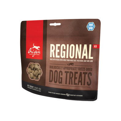 Adult Freeze Dried Dog Treat - Regional Red