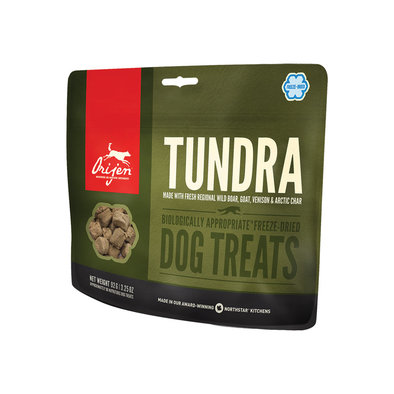 Adult Freeze Dried Dog Treat - Tundra