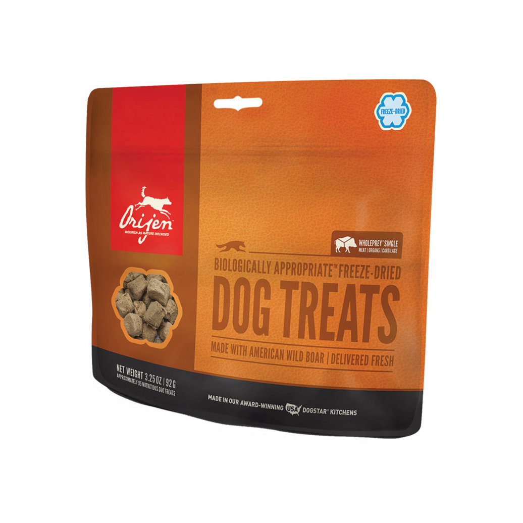 View larger image of Adult Freeze Dried Dog Treat - Wild Boar