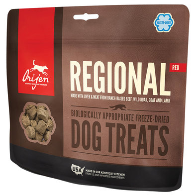 Freeze Dried Dog Treat - Regional Red