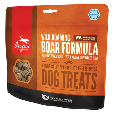 Freeze Dried Dog Treat - Wild Boar