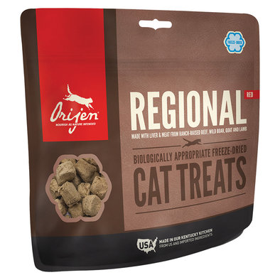 Feline, Freeze Dried Treat - Regional Red - 35 g