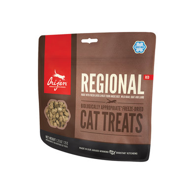 Feline FD Treat - Regional Red - 35 g