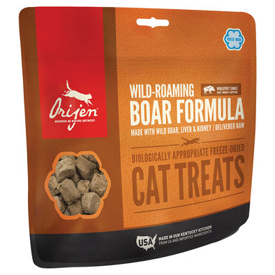 Feline, Freeze Dried Treat - Wild-Roaming Boar - 35 g