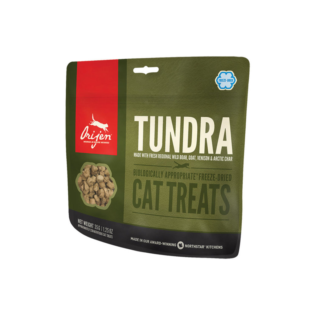 View larger image of Feline Freeze-Dried Treat - Tundra - 35 g