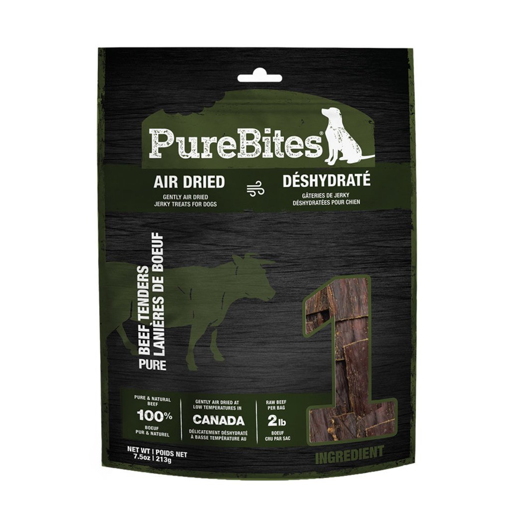 View larger image of Mid Size Treats - Beef Jerky - 213 g