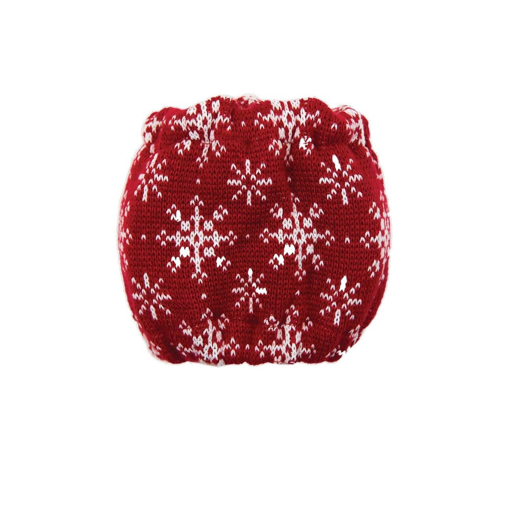 View larger image of Holiday Scarf - Red