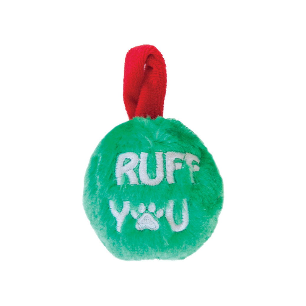 View larger image of Plush Ornaments