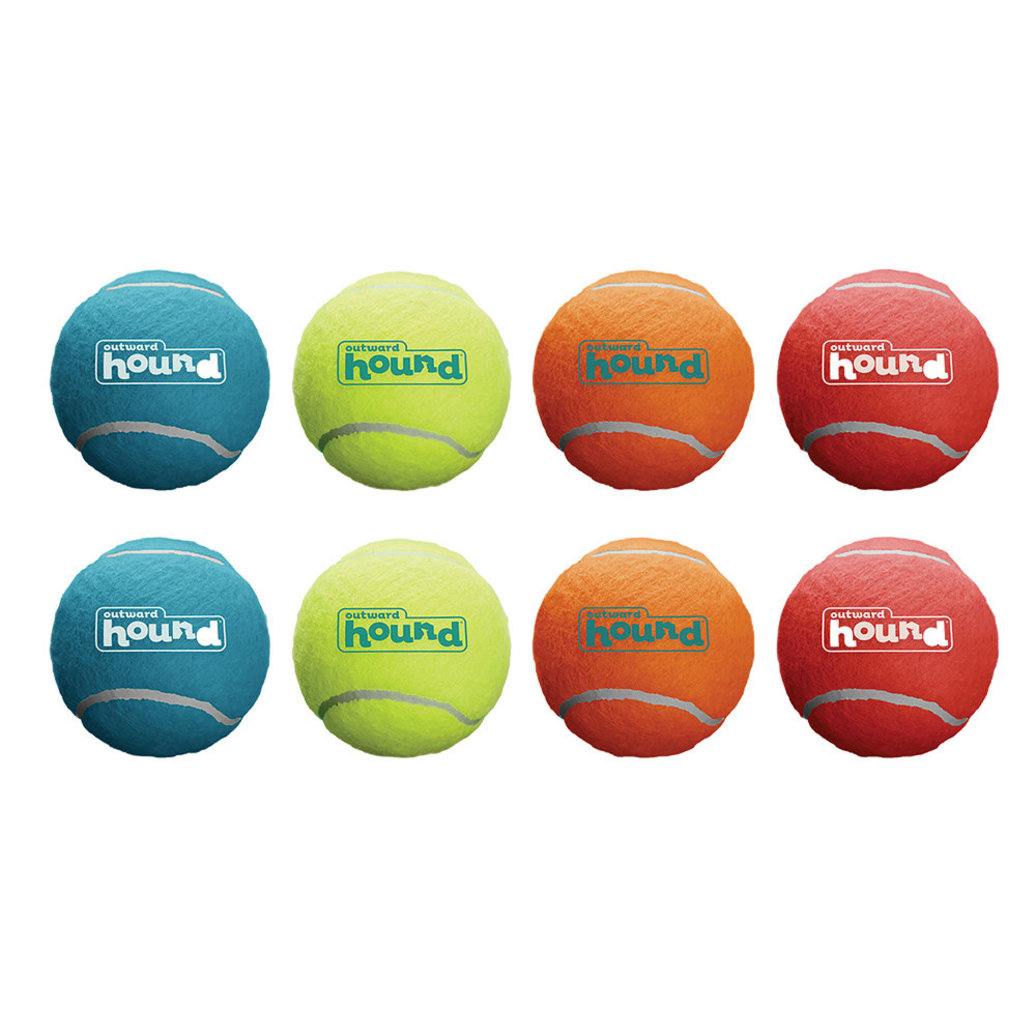 View larger image of Squeaker Ballz - 8 pk - X-Small