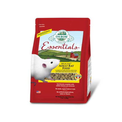 Essentials, Adult Rat - 3 lb