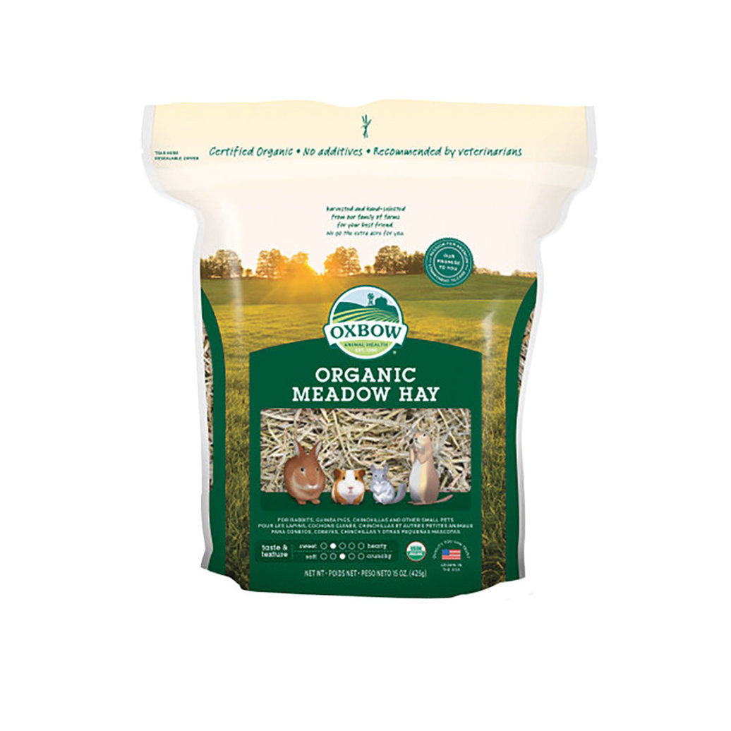 View larger image of Organic Meadow Hay - 15 oz