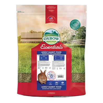 Essentials, Adult Rabbit - 25 lb