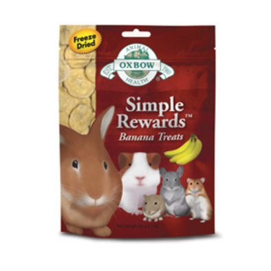 Simple Rewards, Banana Treats - 1 oz