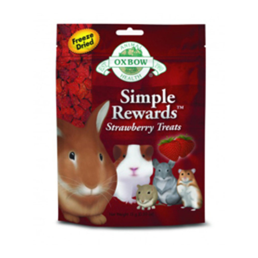 View larger image of Simple Rewards, Strawberry Treats - 1.4 oz