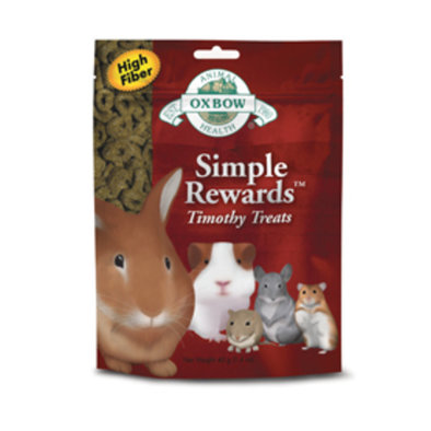 Simple Rewards, Timothy Treats - 2 oz