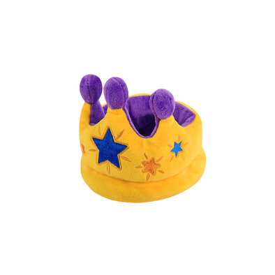Party Time - Canine Crown - 6""