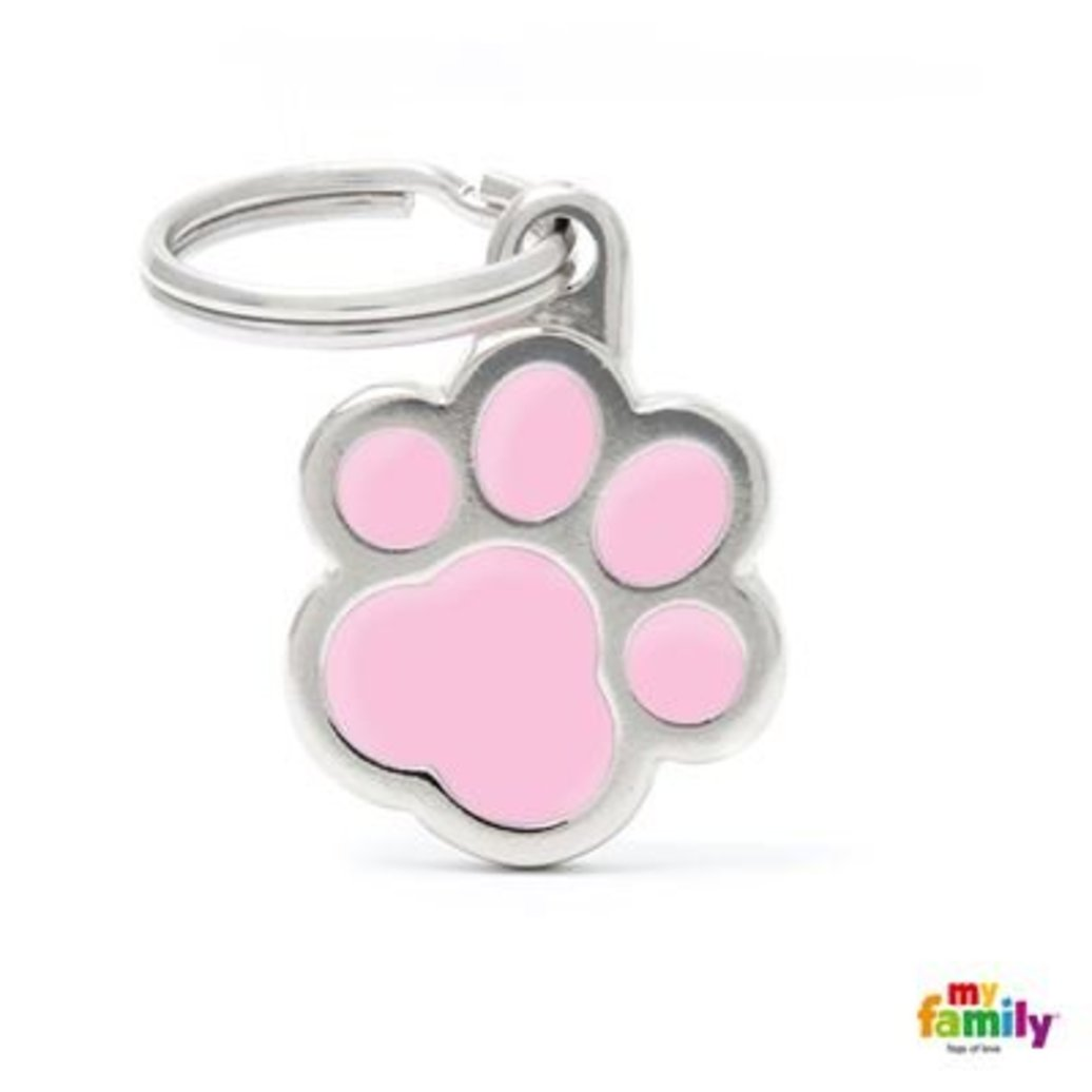 View larger image of Paw - Pink
