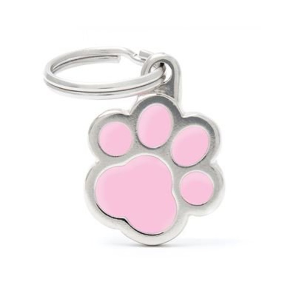 View larger image of Pawprint - Pink - Big