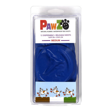 Dog Boots - Blue - Medium