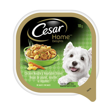 Cesar,Can - Chicken Noodle & Vegetable - 100 g