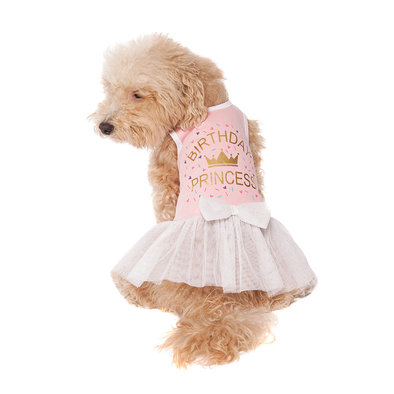 Birthday Tutu Dress - Pink