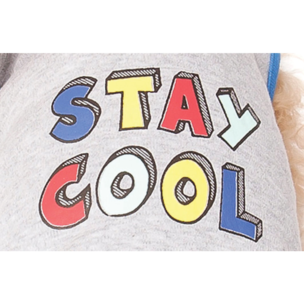 View larger image of Stay Cool Tank - Grey
