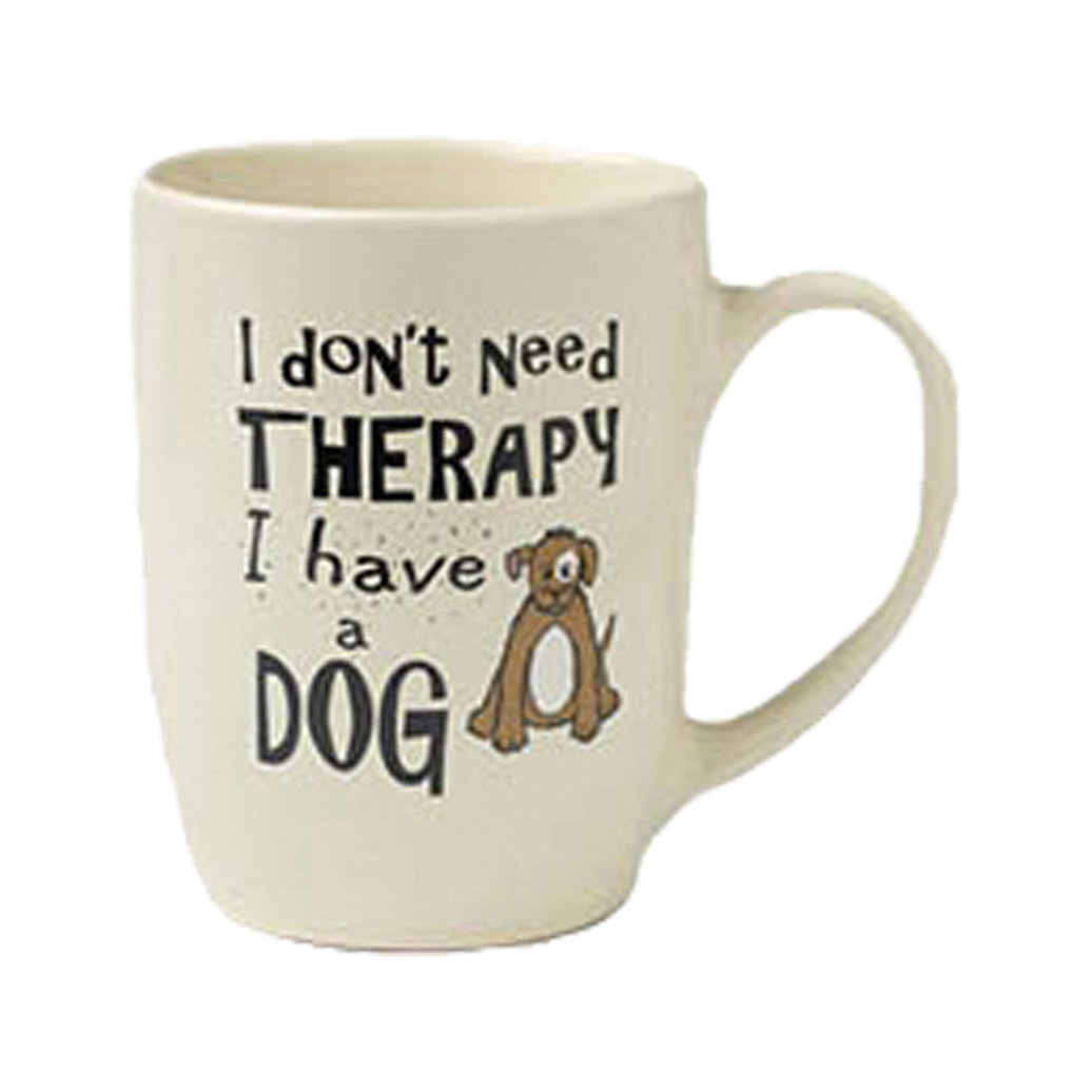 View larger image of I don't Need Therapy Mug - 24 oz