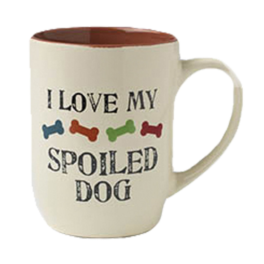 View larger image of One Spoiled Dog Mug - 24 oz