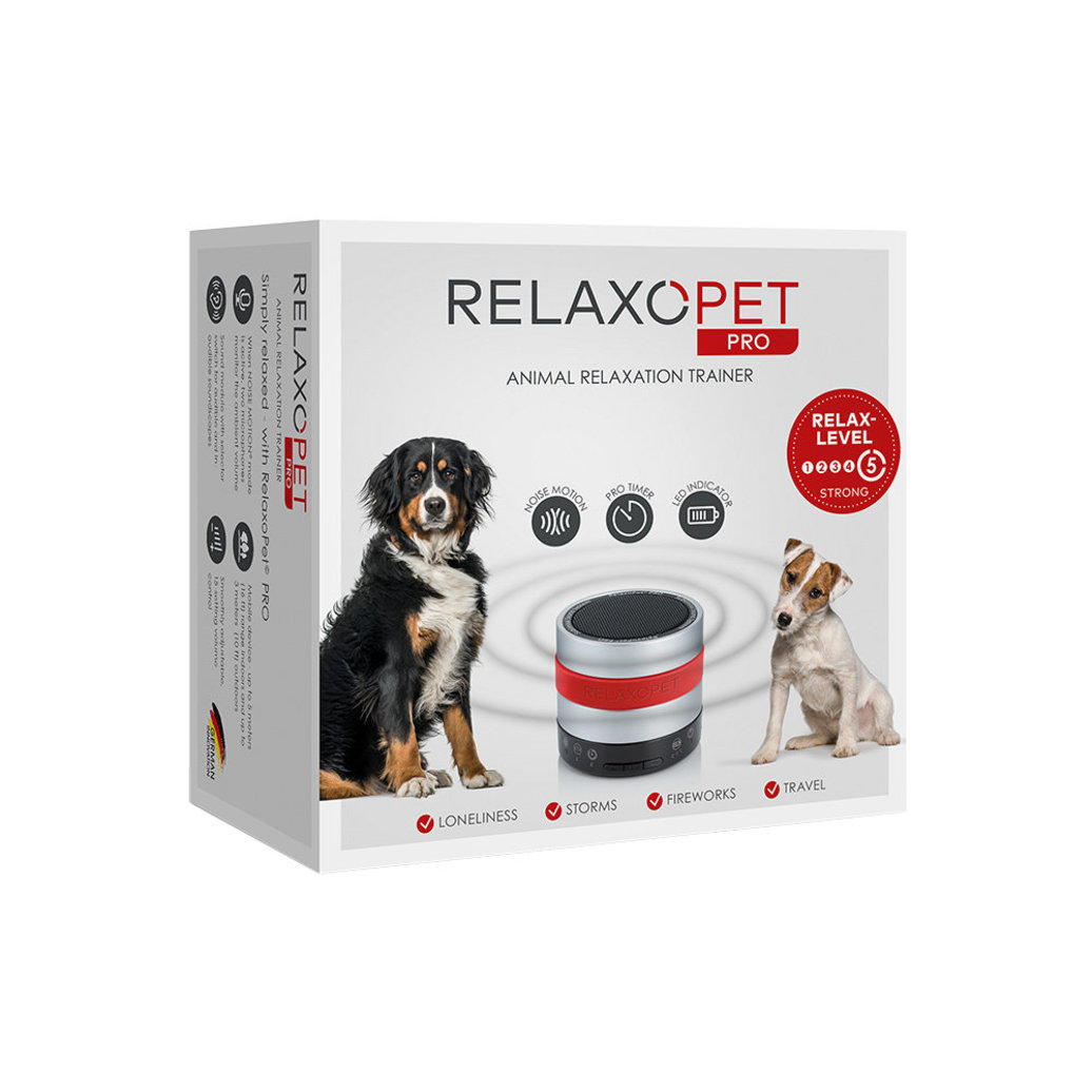 View larger image of Pet Relaxation System - Dog