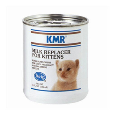 Kitten Milk Replacement Liquid - 8 oz