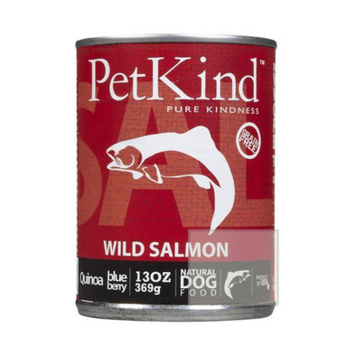 Dog Can, Grain Free Salmon & Quinoa - 13.2 oz