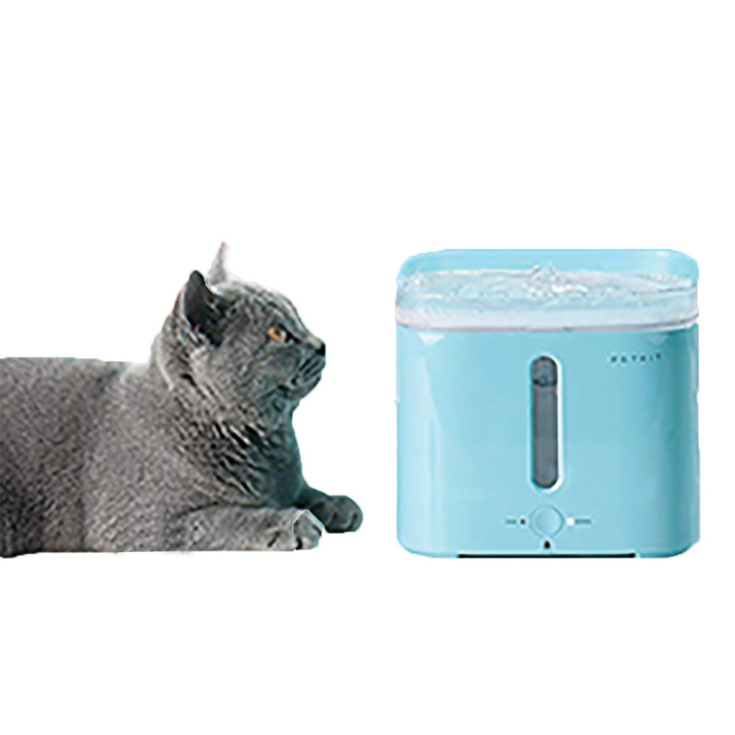 View larger image of Pet Fountain - Blue