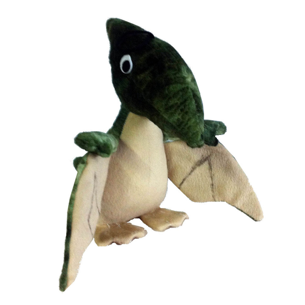 """View larger image of Pterry Pterodactyl - Green - 13"""""""