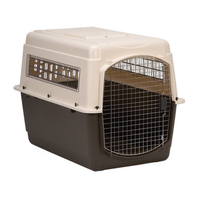 Ultra Vari Kennel - Linen/Brown - 39x26x30""