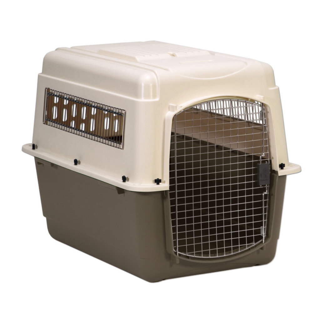 View larger image of Ultra Vari Kennel - Linen/Camp - 36x25x27""