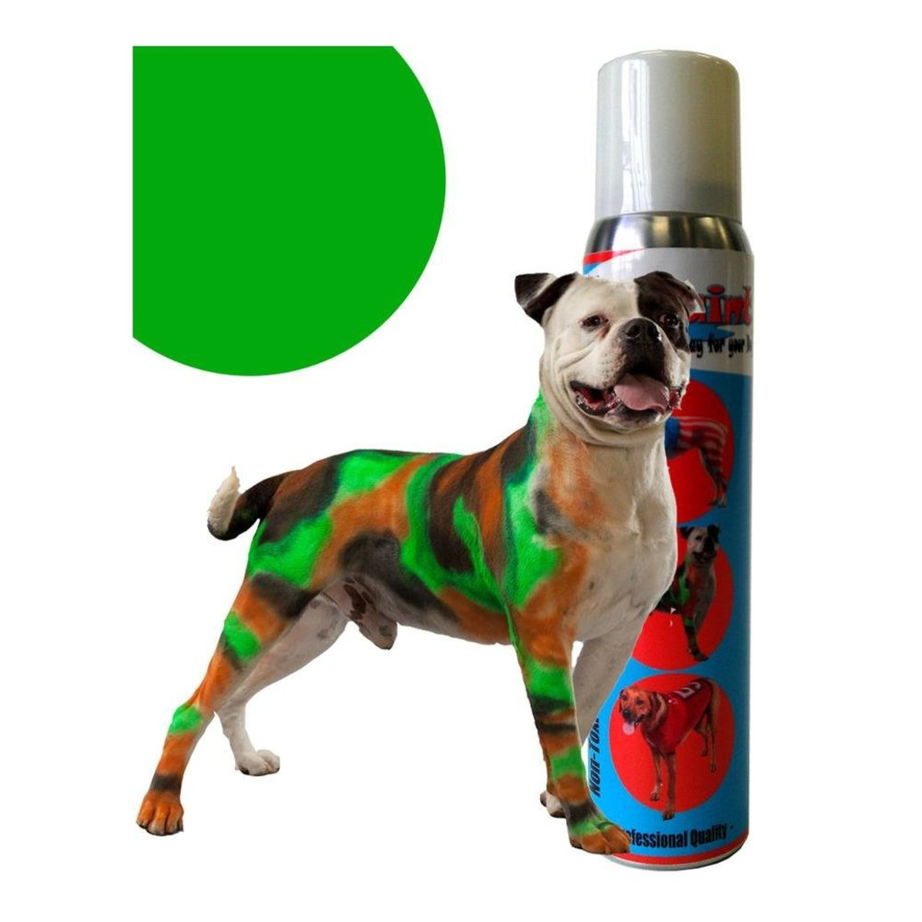 View larger image of Hairspray - Green