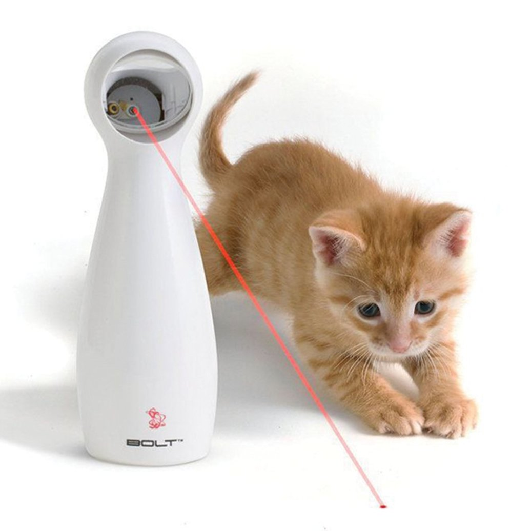 View larger image of FroliCat Bolt Laser Toy